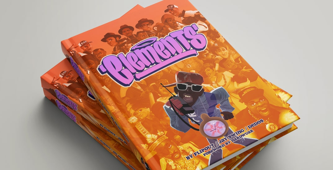 New book revisits the golden age of 90's hip hop
