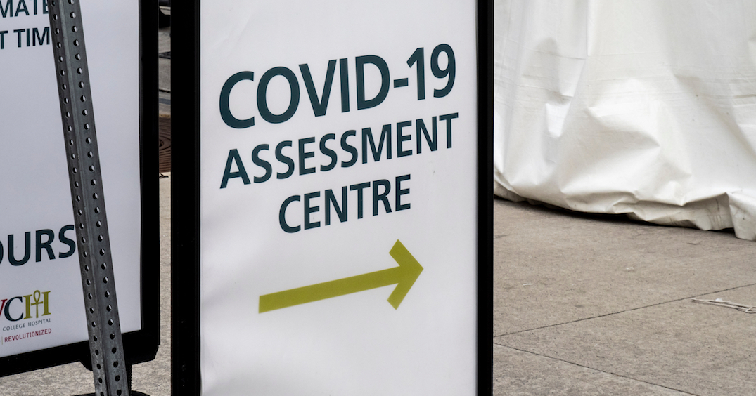 First Canadian cases of COVID-19 UK variant found in Ontario