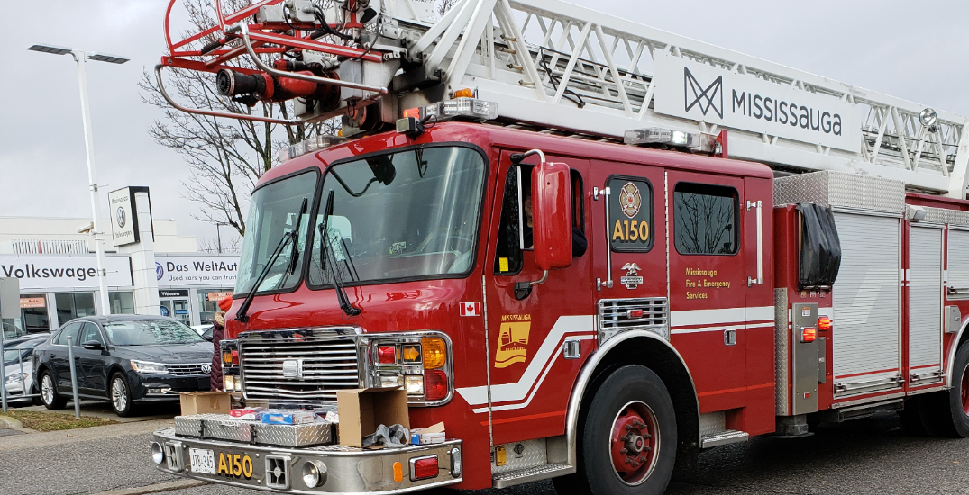 11 Mississauga firefighters test positive for COVID-19