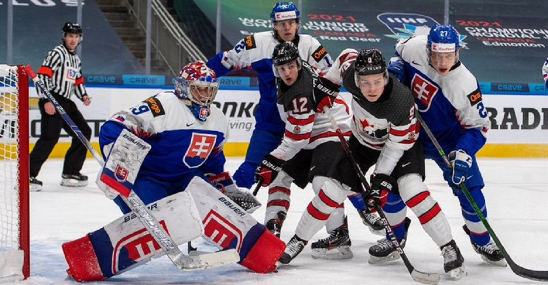 Canada wins surprise World Juniors nail-biter against Slovakia