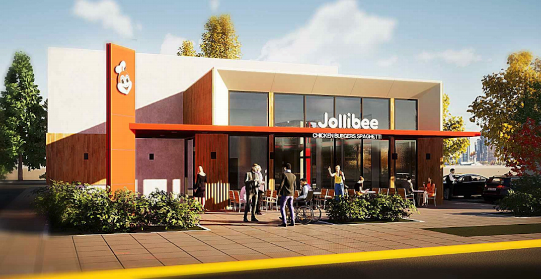 Jollibee to open its second location in Metro Vancouver in new building