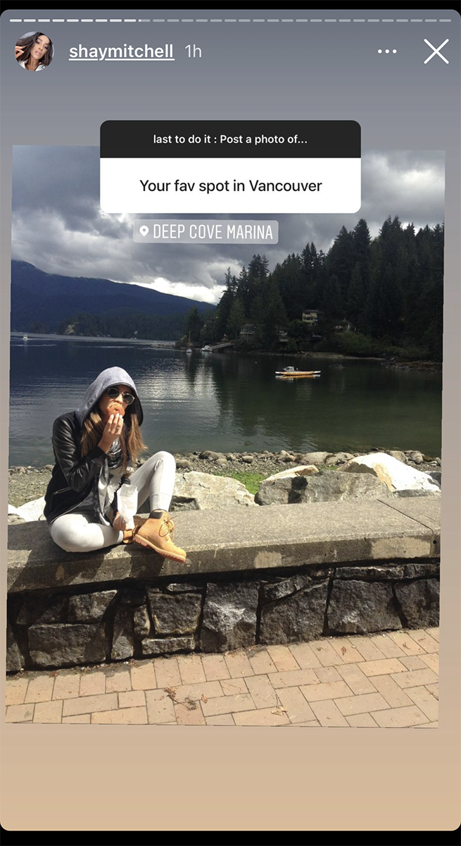 shay mitchell deep cove