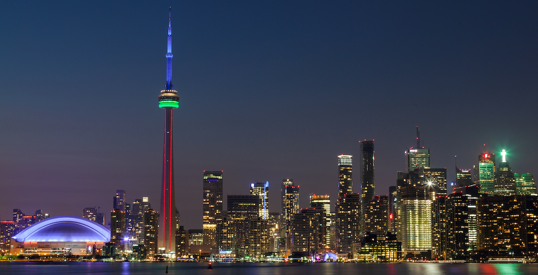 CN Tower to host virtual New Year's Eve celebration