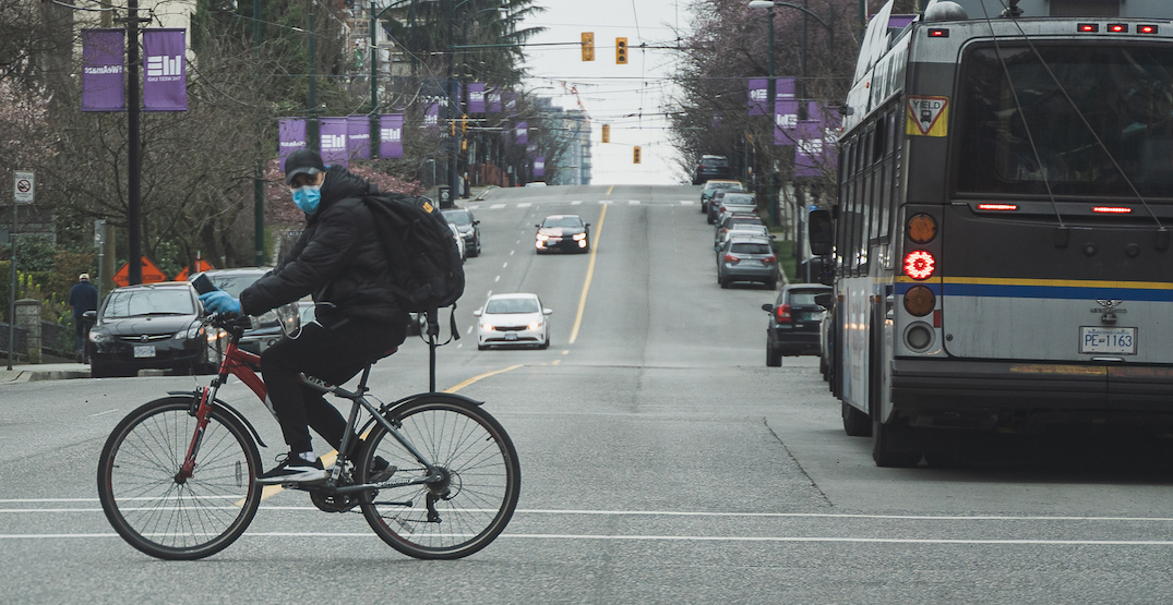 Steep hills are a primary challenge for cycling in Metro Vancouver: data