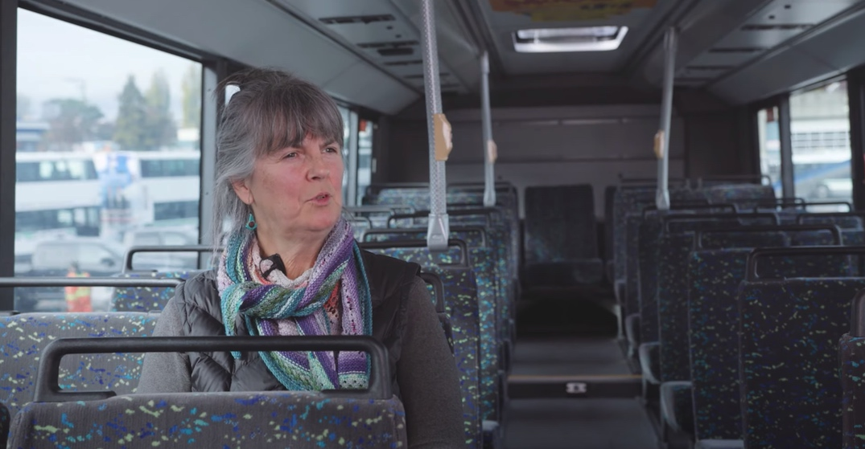 bc transit double decker buses
