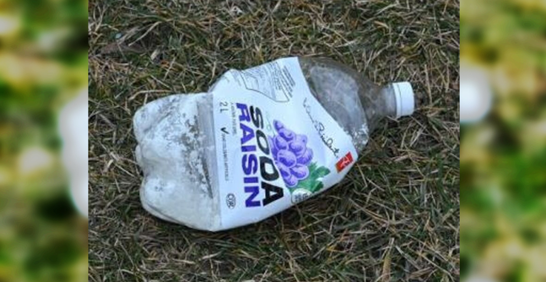 Public safety alert issued after hazardous substance found in east end park