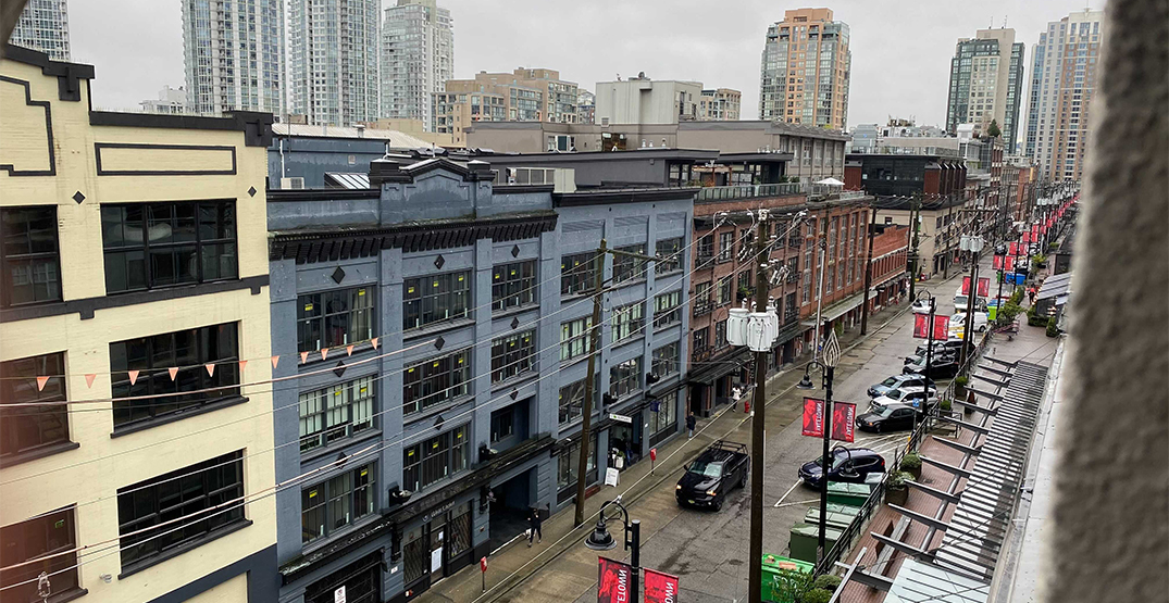 BC Hydro investigating power outage in Yaletown