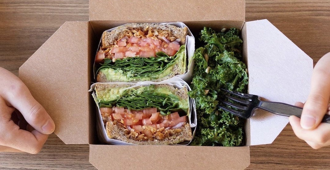 Best places to get healthy fast food in Calgary