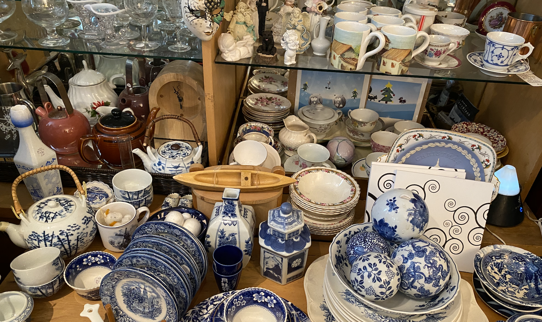 Miscellany Finds thrift shop