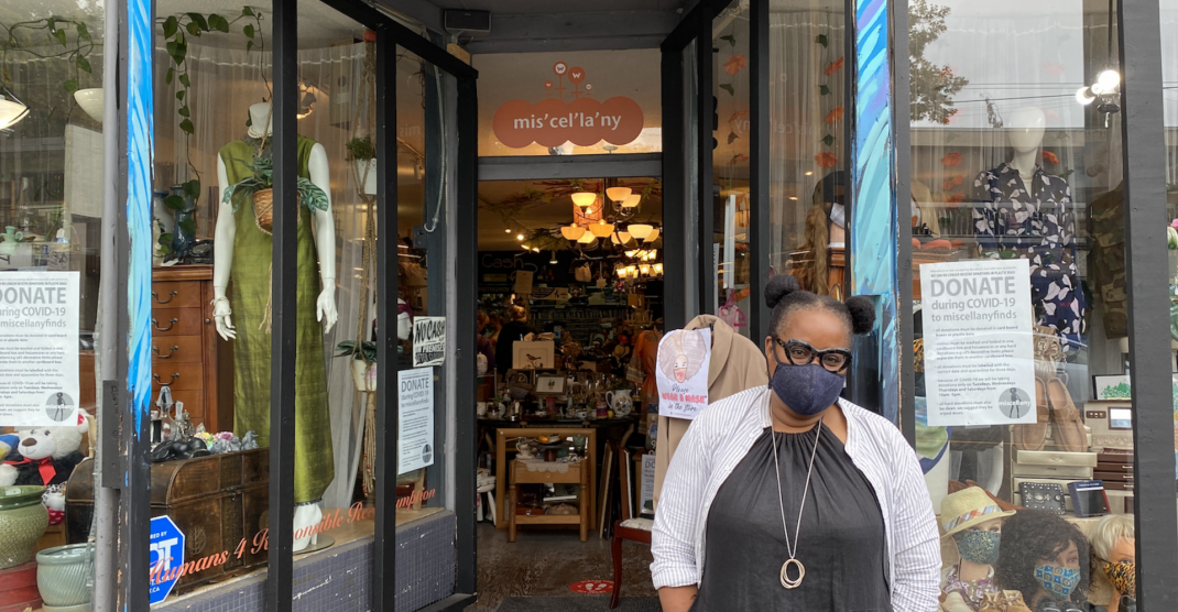 The little thrift shop that could: How Miscellany Finds fosters community connection