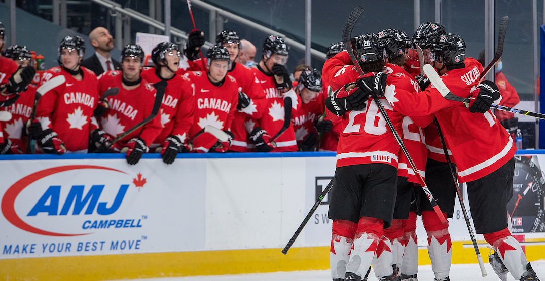 Canada goes for World Juniors gold against USA tonight