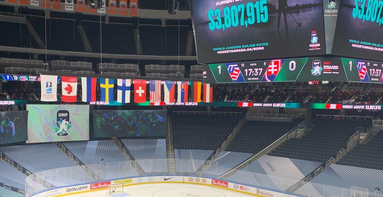 World Juniors 50/50 jackpot surpasses $10 million