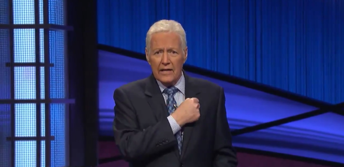 Alex Trebek shares message of kindness in one of his final 'Jeopardy!' episodes