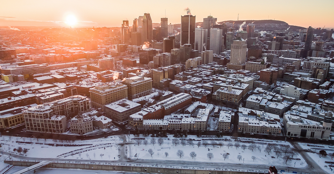 Metro Montreal real estate market jumped nearly 35% last month