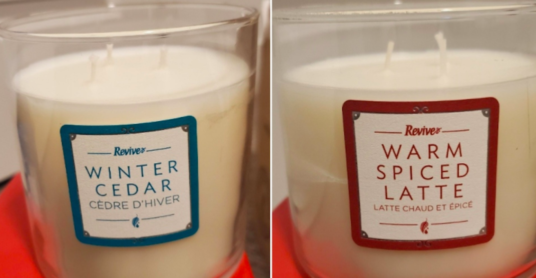 Health Canada recalls thousands of candles due to fire and burning hazard