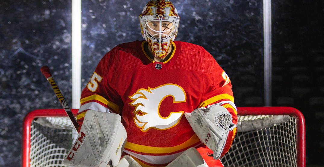 4 goals for the new-look Calgary Flames this season