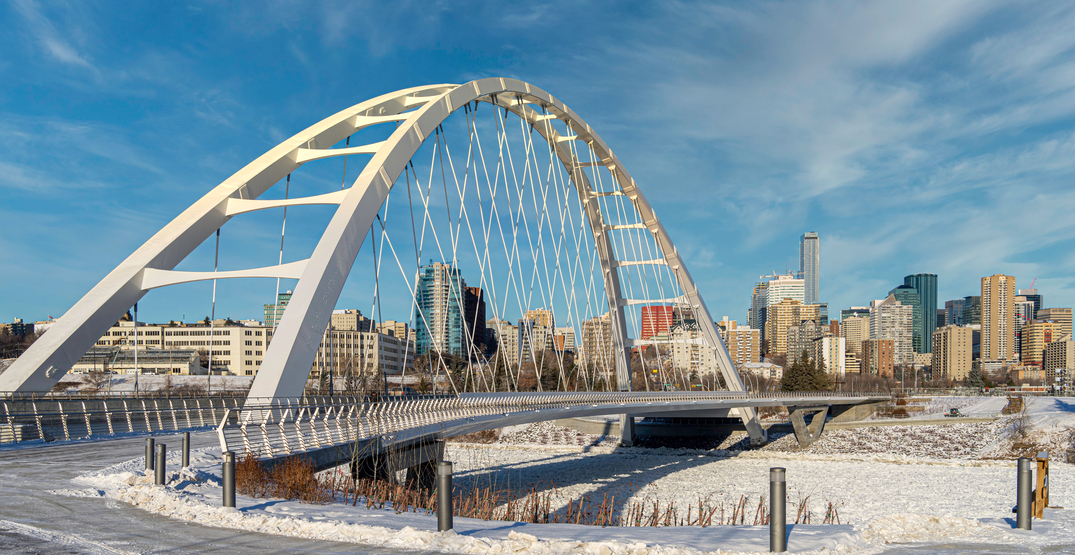 Edmonton will see sunshine and warmer temperatures this week