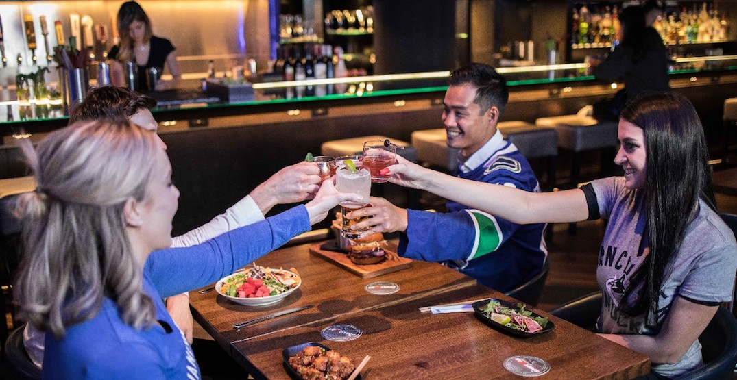 Sportsbar at Rogers Arena is reopening for Canucks games