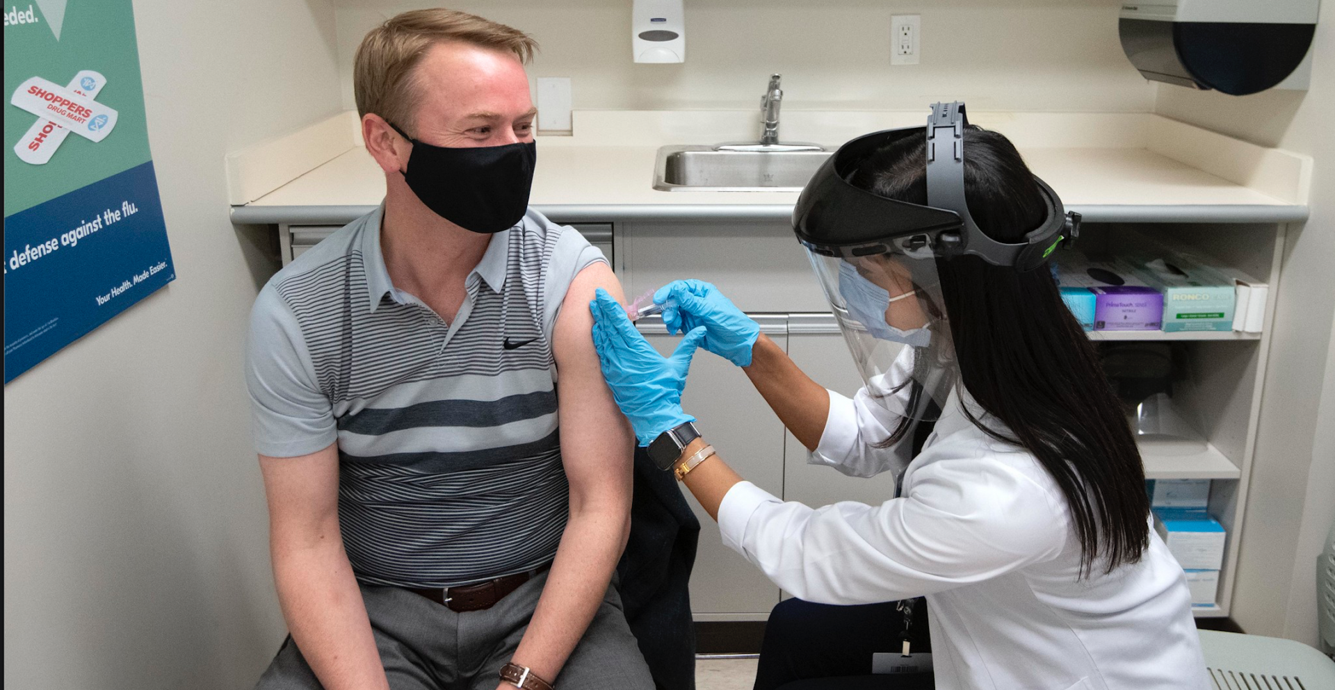 Close to 29,000 Albertans have now been vaccinated against COVID-19
