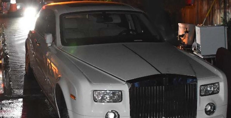 Stolen $350k Rolls Royce Phantom discovered in White Rock garage