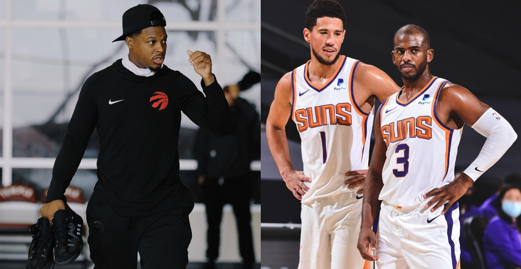 Raptors and Suns might protest tonight's game after pro-Trump riot