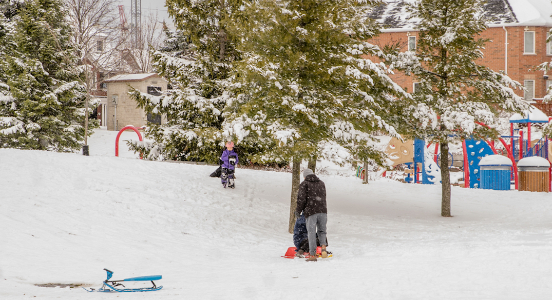 23 Tobogganing hills to check out in and around Toronto this winter