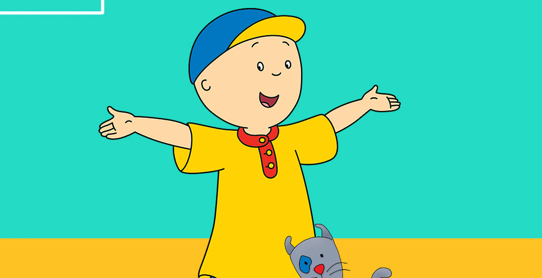 People rejoice after Canadian TV show Caillou gets cancelled