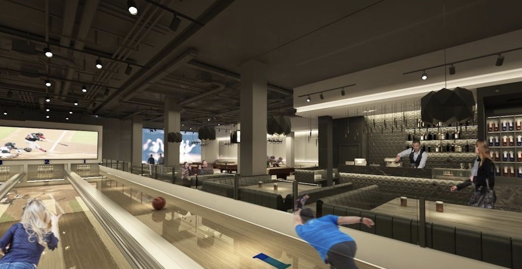 King Pins Bowling set to open in North Vancouver this weekend