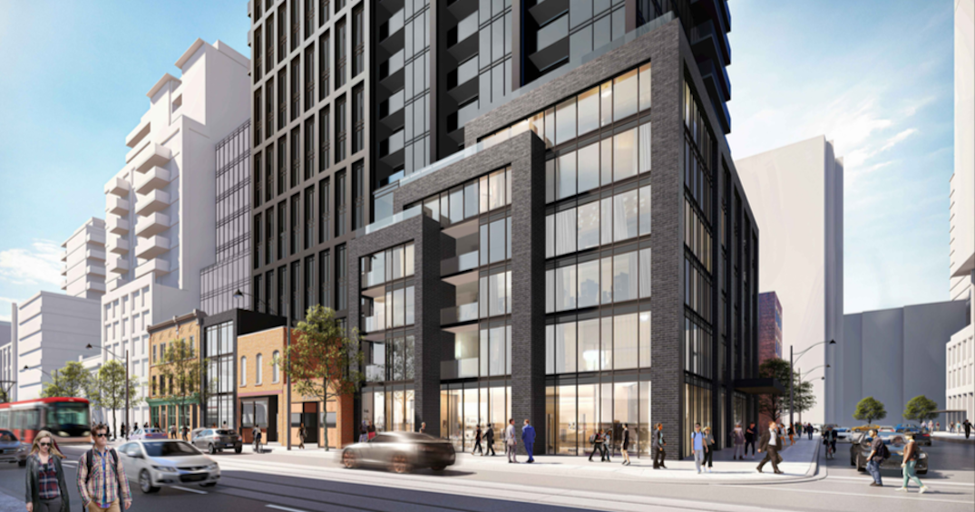40-storey condo could replace popular dive bar on King Street East