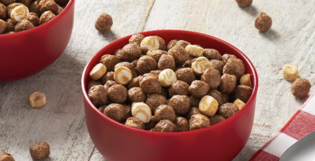 Tim Hortons launching new Cafe Mocha cereal this month