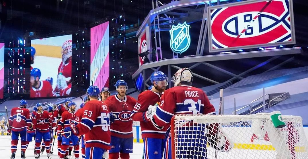 The Canadiens will be able to play home games despite Quebec's curfew