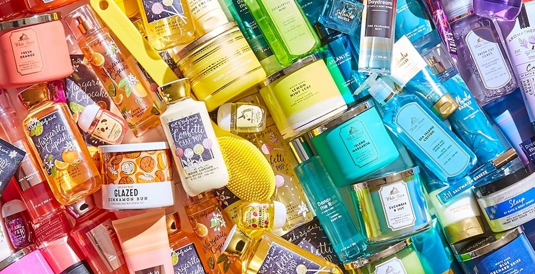 Bath and Body Works Canada will finally have an online store