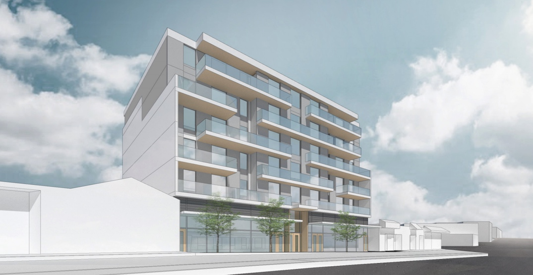 49 rental homes proposed for Kingsway and Knight Street corner