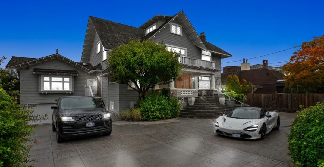 Kitsilano home has second highest sold price in Metro Vancouver history (PHOTOS)