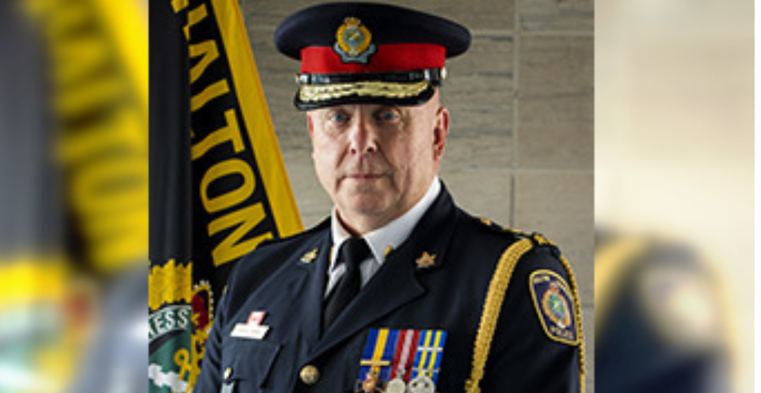 """GTA police chief """"deeply regrets"""" taking international trip during COVID-19"""