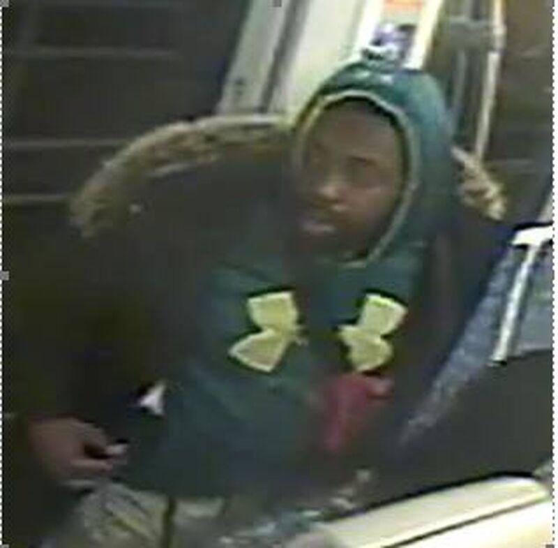 subway station robbery
