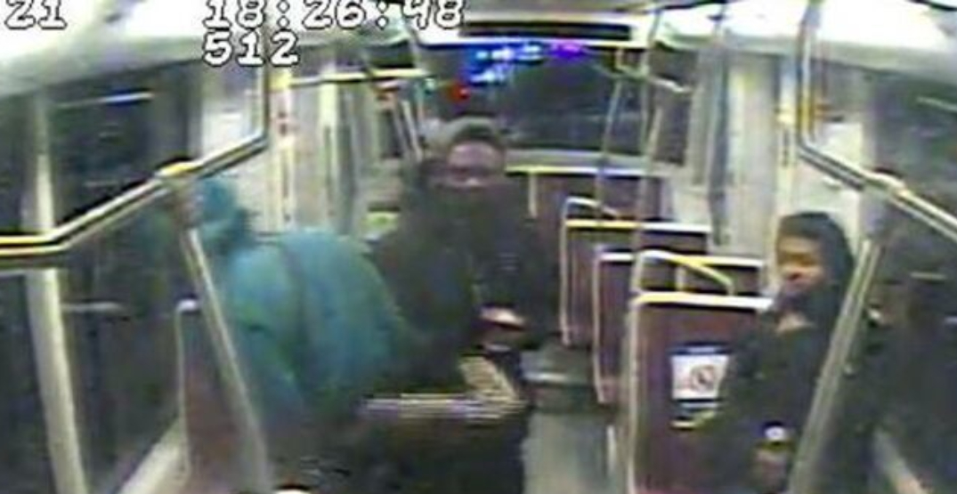 79-year-old man allegedly pushed off streetcar, robbed at subway station