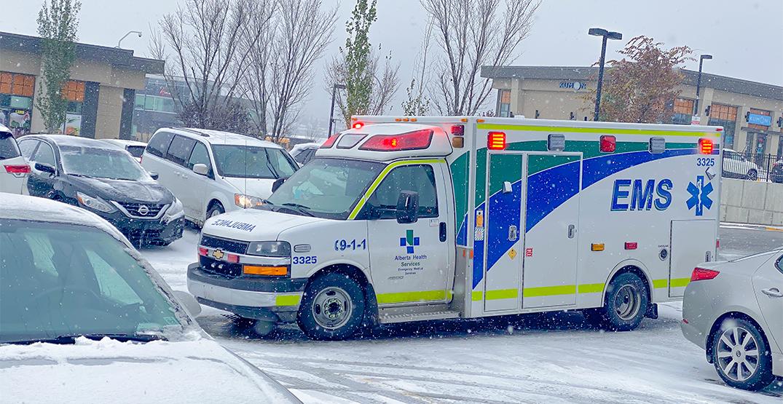 Alberta now vaccinating paramedics against COVID-19