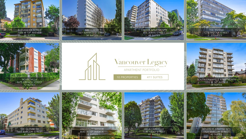 hollyburn properties vancouver legacy portfolio