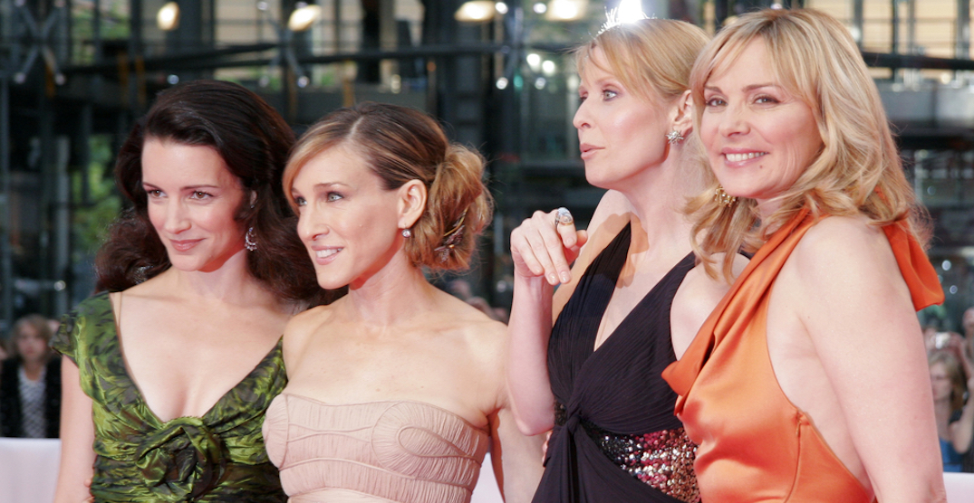 Sex and the City reboot is happening, but without Kim Cattrall