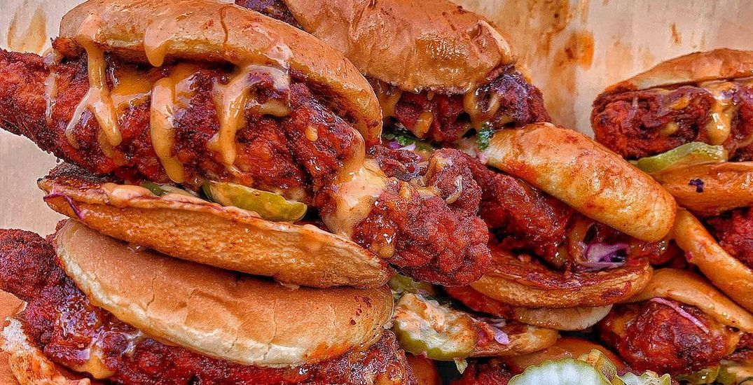 Canada's first Dave's Hot Chicken opens in Toronto