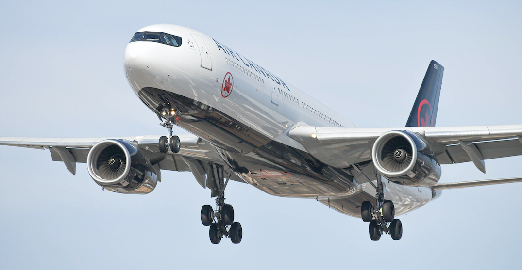 Air Canada lays off roughly 1,700 employees, reduces flight capacity