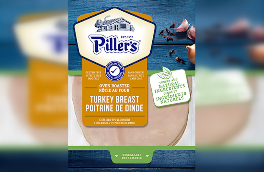 Oven roasted turkey breast recalled due to pieces of plastic in the meat