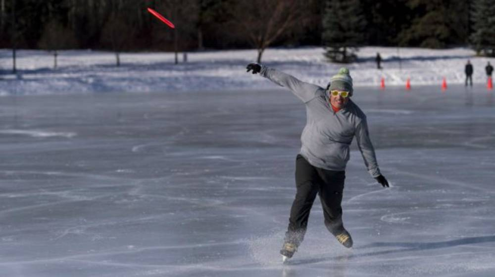 Sculpt your own winter experience at the Silver Skate Festival