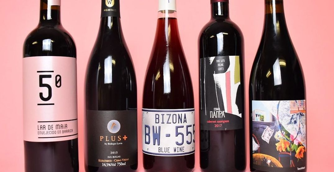 Sip handpicked natural wines each month with La Dive Seattle's wine club