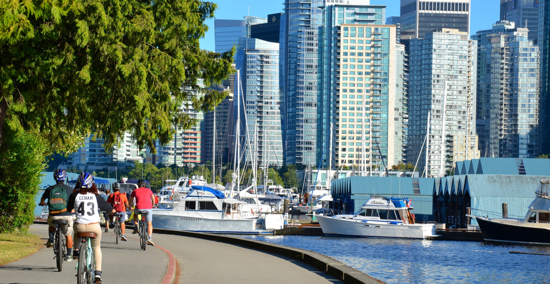 Vancouver ranked one of the world's top 10 healthiest cities