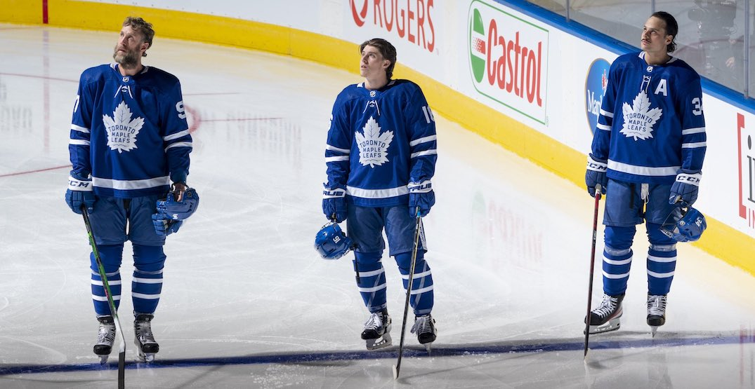 Maple Leafs to be featured in new Amazon Prime docuseries