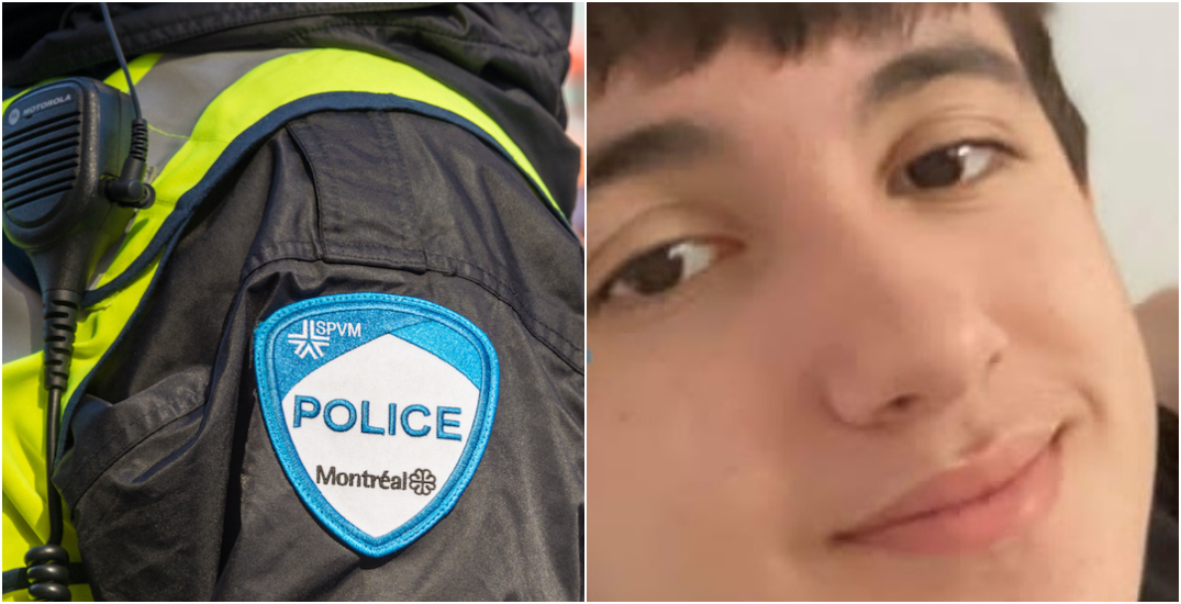 Montreal police search for missing 15-year-old boy who could be in danger