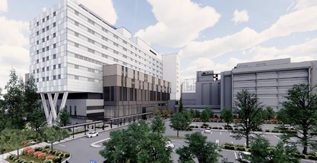 Next phases of $1.5 billion expansion of New Westminster hospital moving forward