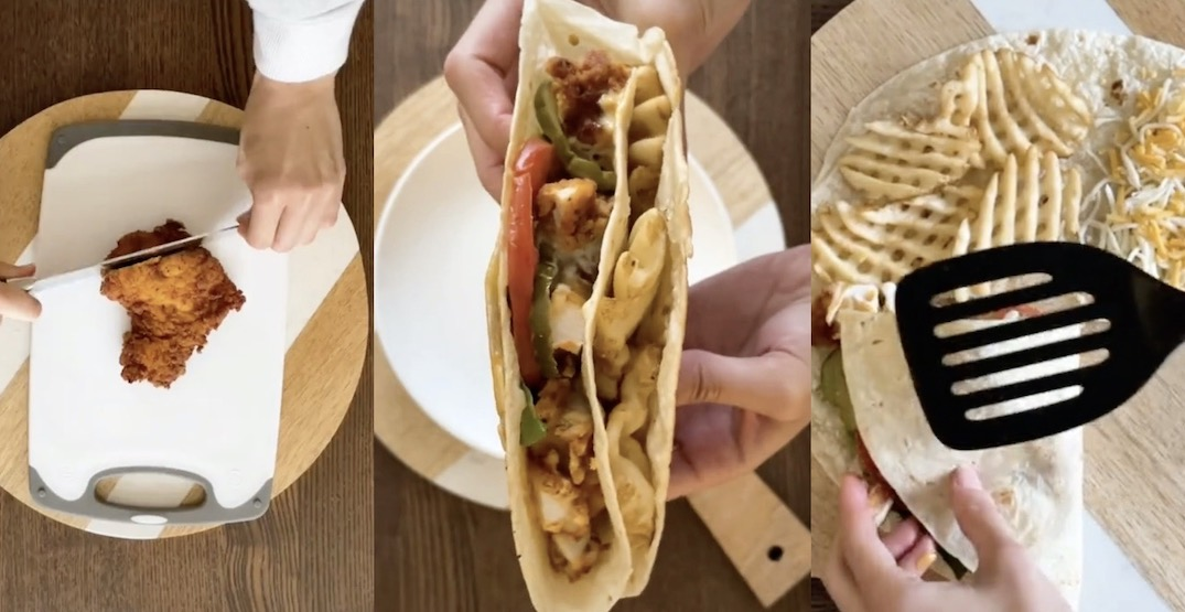 TikTok Tortilla Hack recipes you need to try right now